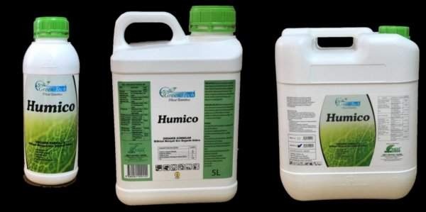 Green Tech Humico Organic Soil Regulator, Vegetable Liquid Humic Acid