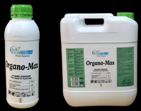 Green Tech Organo-Max Vegetable Liquid Organic Fertilizer