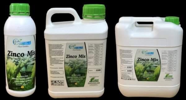 GreenTech Zinco-Mix EC Fertilizer, Fertilizer Solution with Zinc Content (Containing Zinc Sulfate)