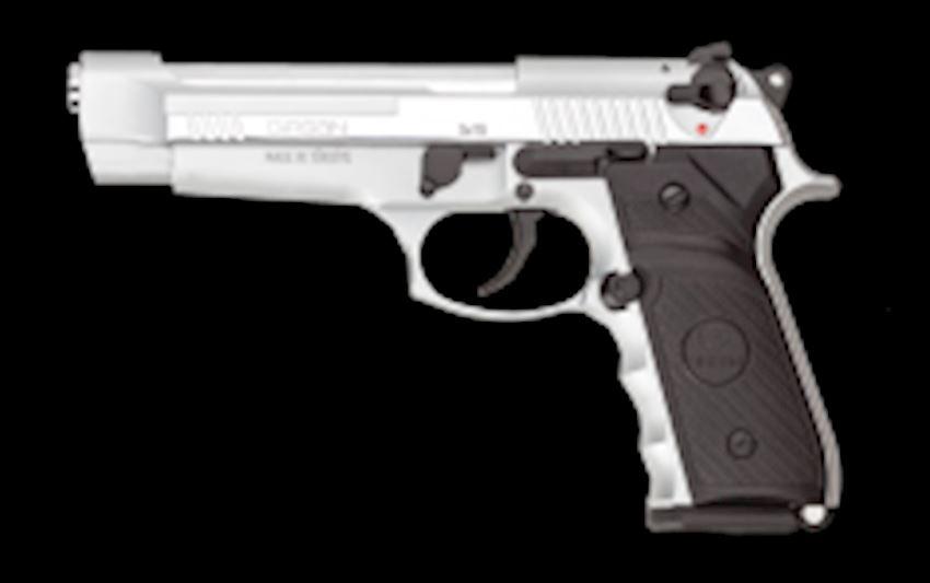 Tuğra 9 mm x 19 Parabellum 9 mm x 21 IMI - Semi Automatic Double Action Pistol