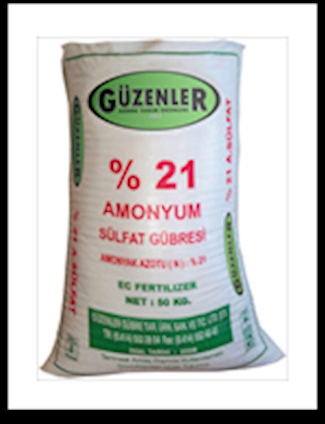 Guzenler Fertilizer Ammonium Sulphate Fertilizer
