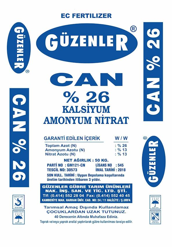 Guzenler Fertilizer Can Nitrogen Fertilizer