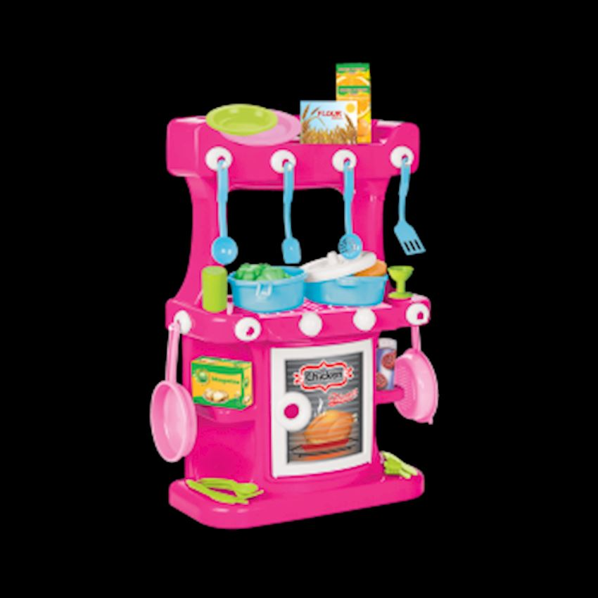 Hamarat Kitchen Set With Leg Other Educational Toys
