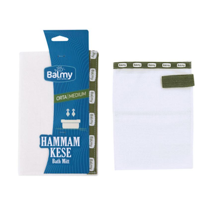 Hammam Pouch Medium Bath Brushes, Sponges & Scrubbers
