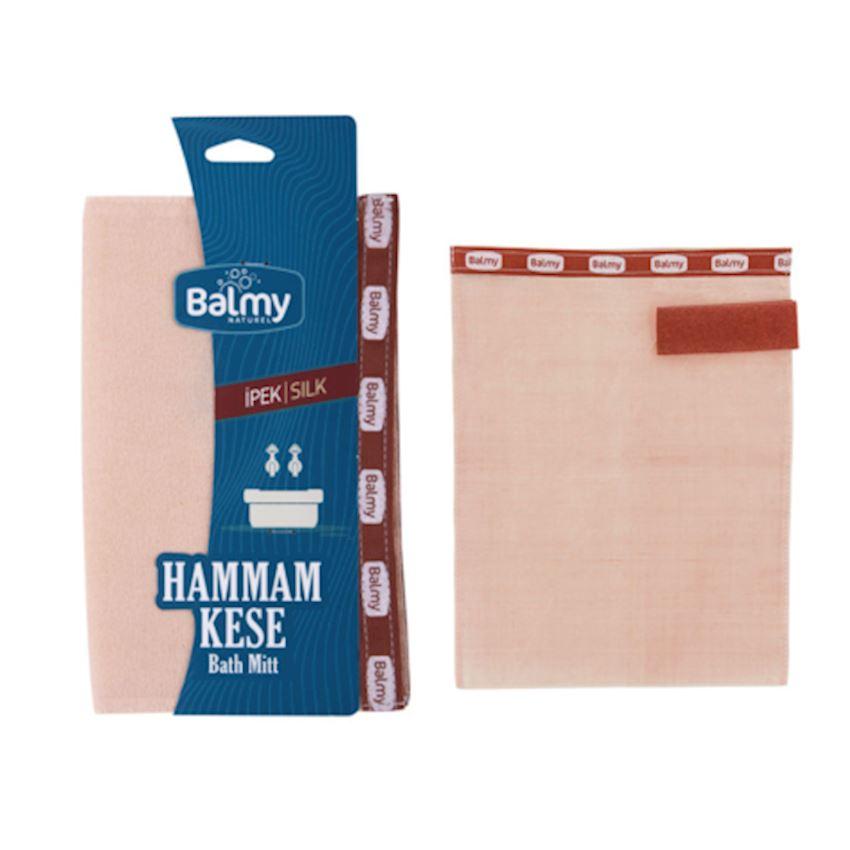 Hammam Shoot Silk Bath Brushes, Sponges & Scrubbers