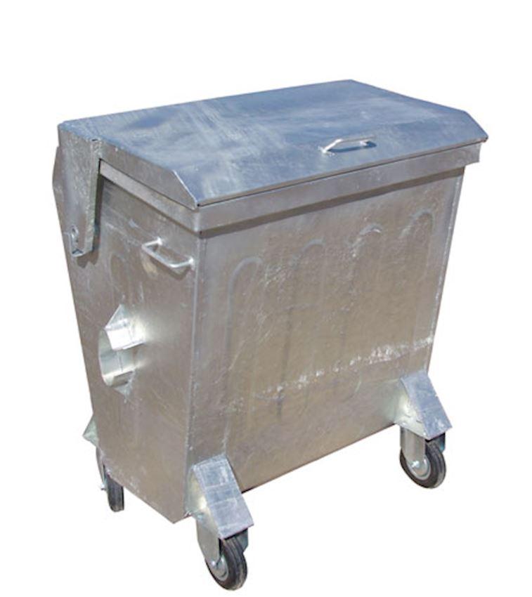 HG 400 metal bin
