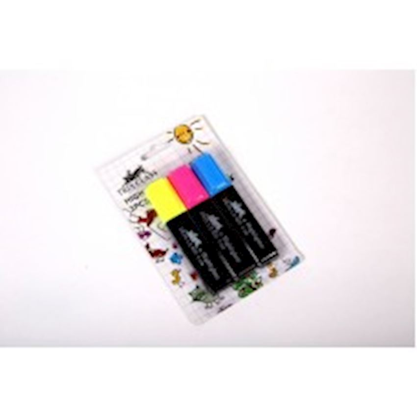 Highlighter - 3 pcs Other Pens