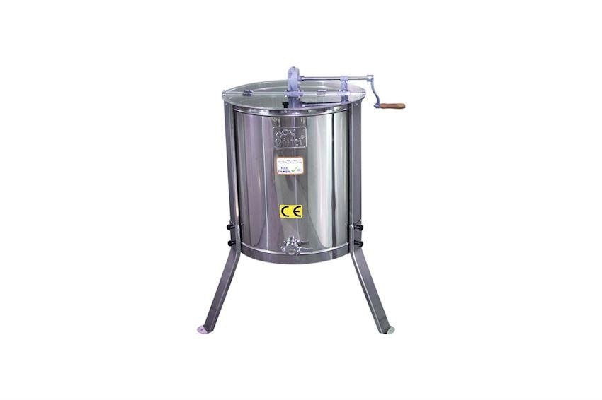 Honey Extractor (4 Frames) - Stainless Steel