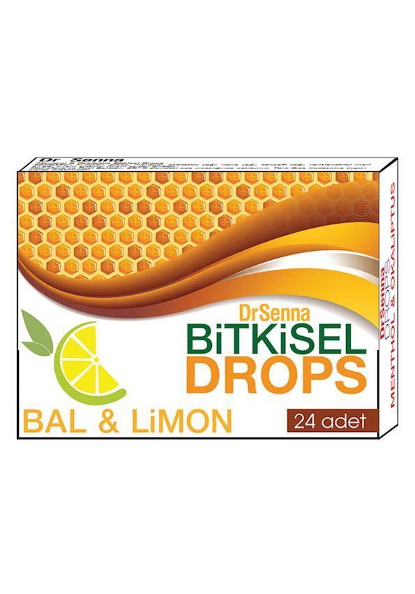 Honey Lemon Pastilles (24 pcs)