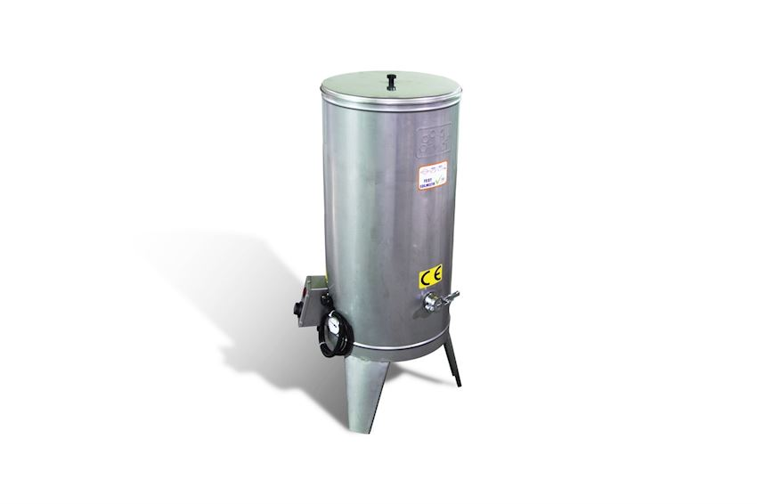 Honey Resting Heating Tank (100 kg) - Stainless Steel (304 Quality)