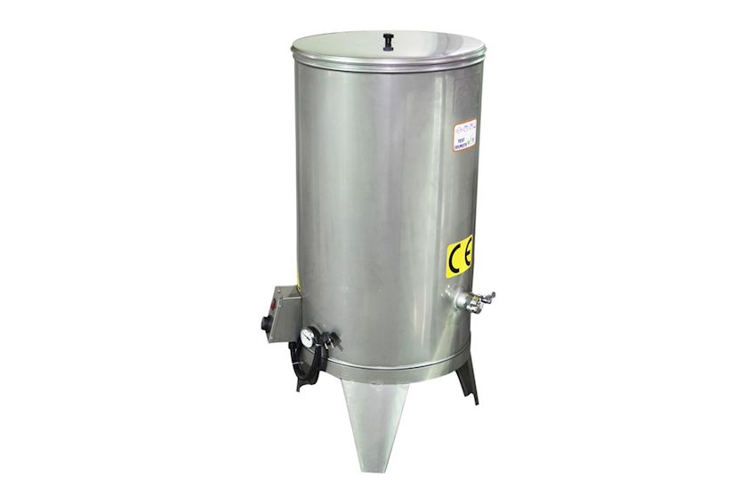 Honey Resting Heating Tank (200 kg) - Stainless Steel (304 Quality)