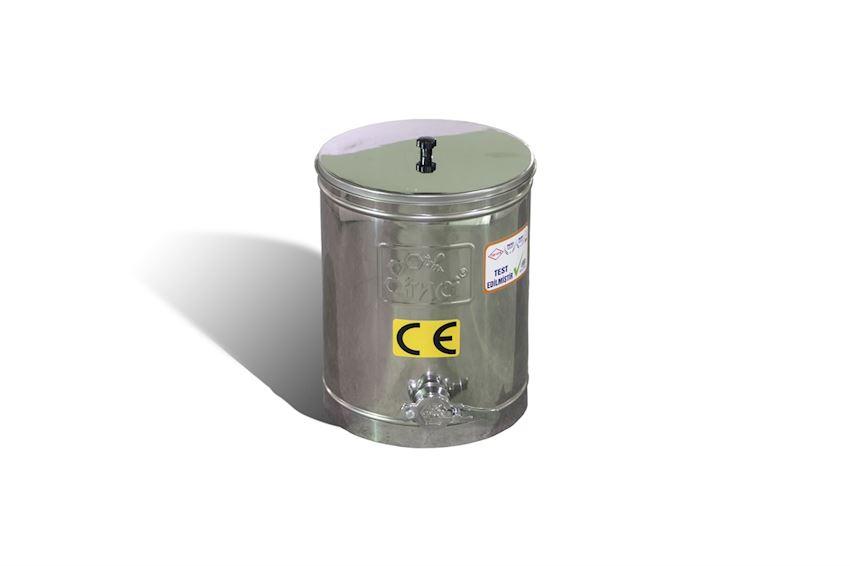 Honey Tank (30 kg) - Stainless Steel