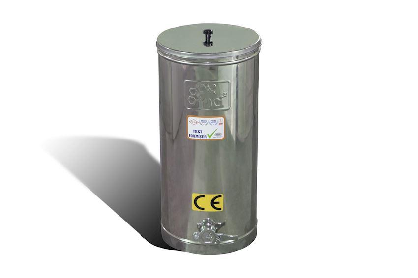Honey Tank (60 kg) - Stainless Steel