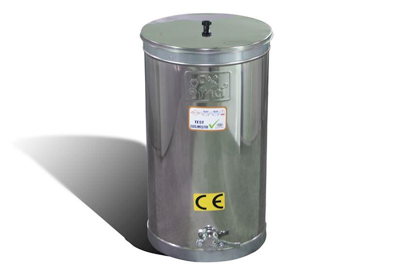 Honey Tank (90 kg) - Stainless Steel