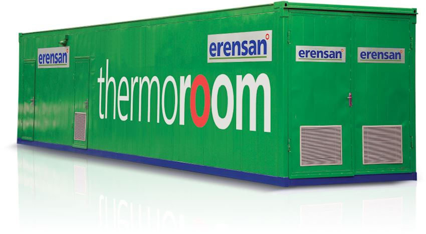 Hot Water Boiler System - Mobile - Thermoroom