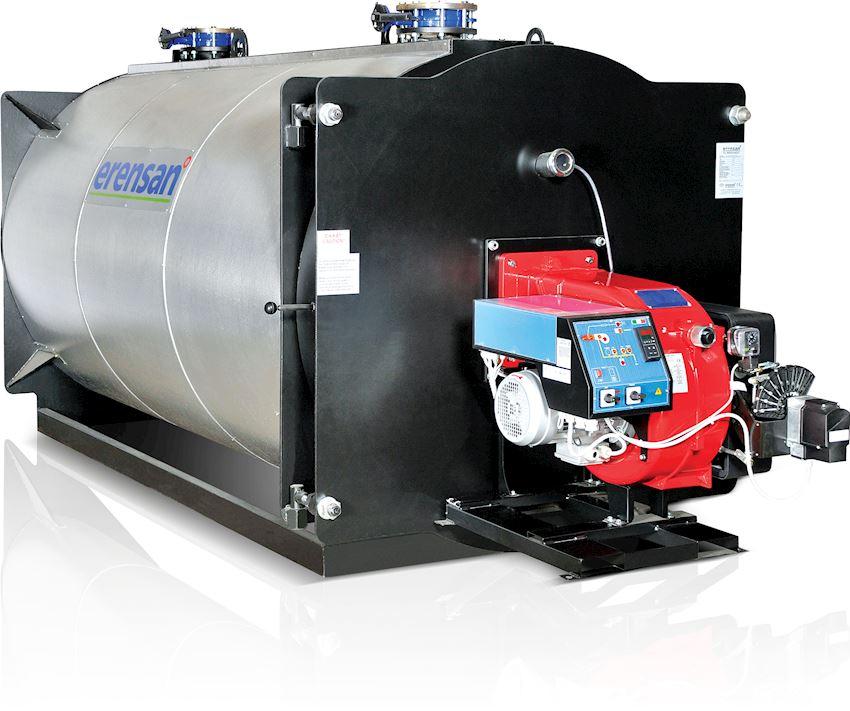 Hot Water Boiler - Three Pass - NA R
