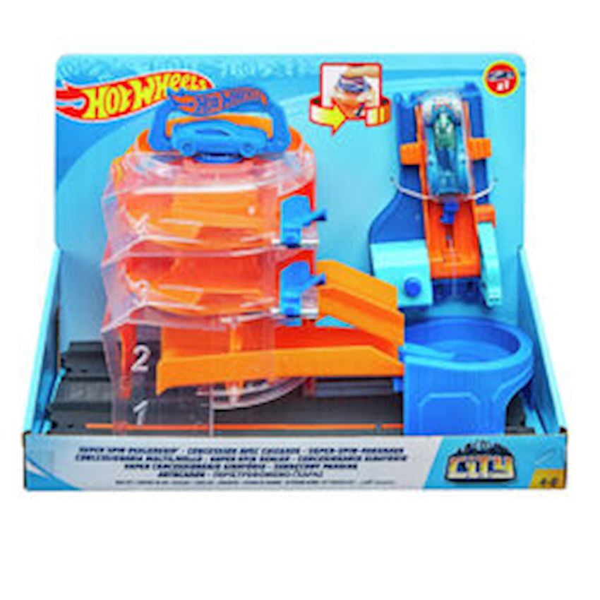 Hot Wheels Wheel Racing World Game Set Other Toys & Hobbies