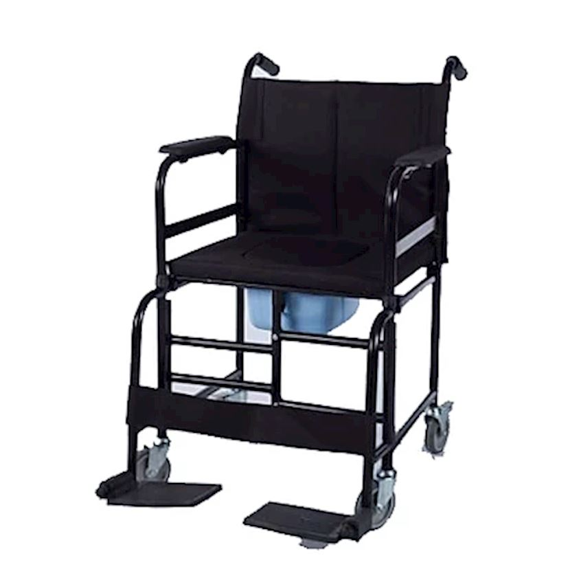 Household Wheelchair Closet, Side Armrests