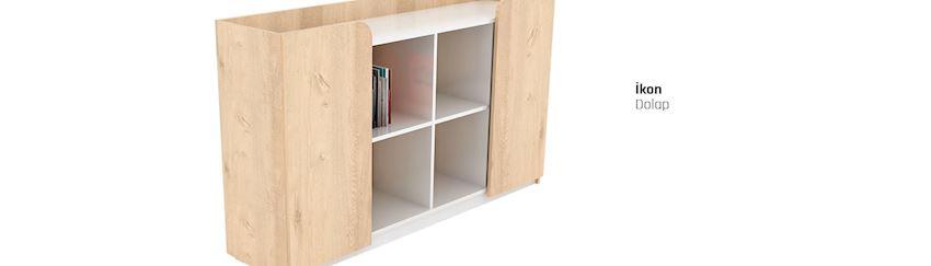 Ikon Office Cabinet Storage Unit