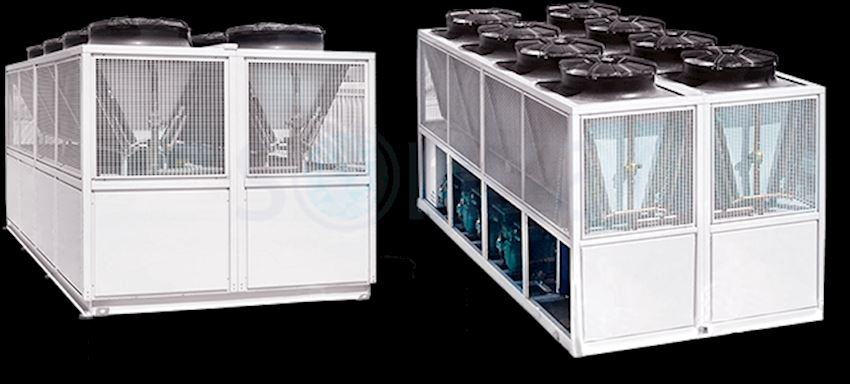 Industrial Chiller Air Cooled Chiller Unit