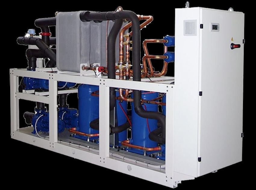 Industrial Chiller Water Cooled Chiller Unit