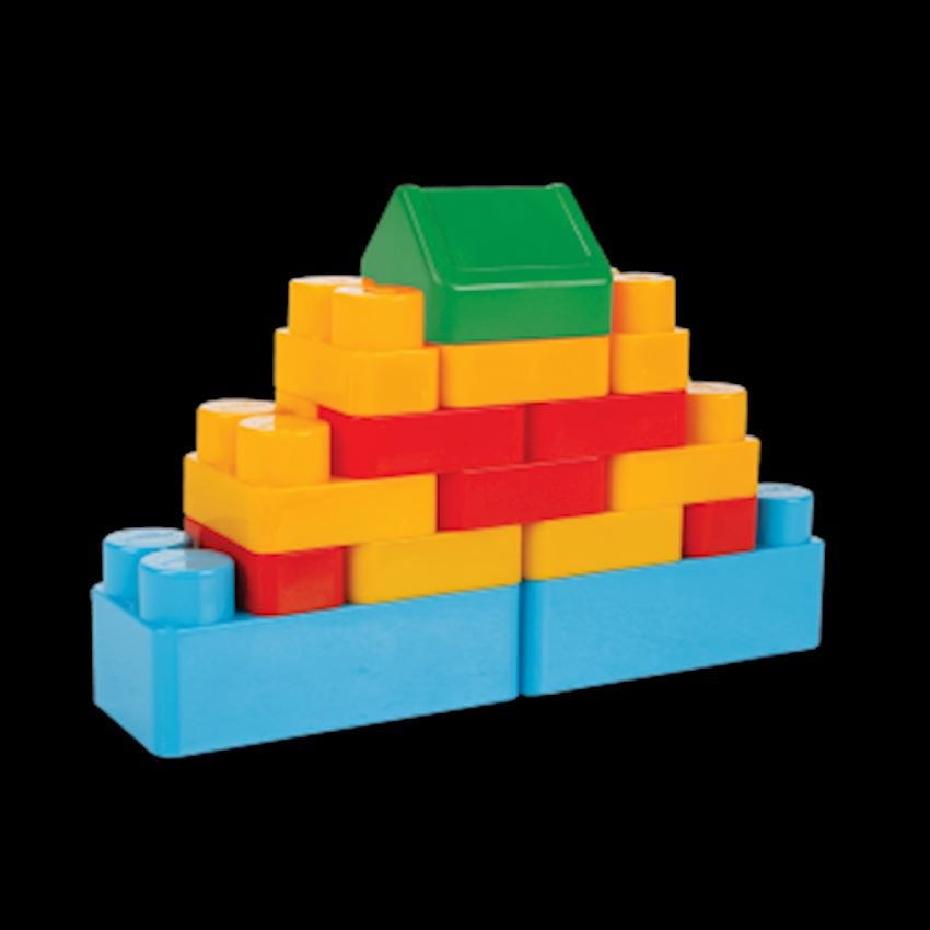 Jumbo Blocks (60 Pieces) Other Educational Toys