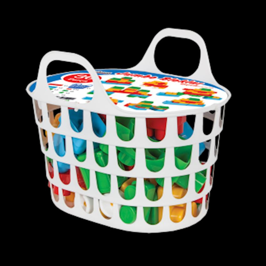 Jumbo Blocks with Basket (36 Pieces) Other Educational Toys