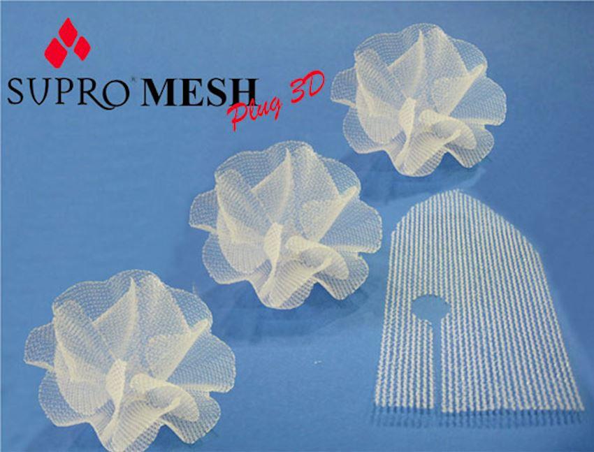 Supro Mesh Plug 3D