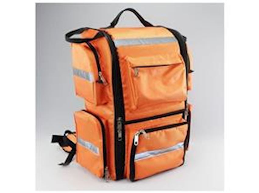 KM 120 Empty Paramedic Backpack Health Care Products