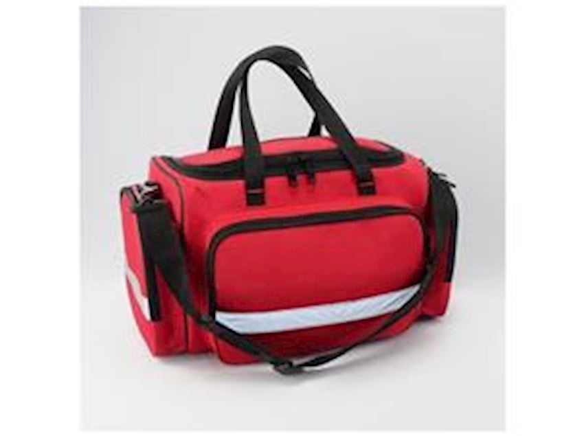 KM 122 Empty Paramedic Bag Health Care Products