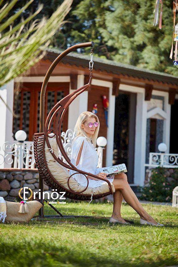 KNITTED SWINGS-florya hanger swıngs-florya macrame swing rope knitted hanger-HANGING SWING