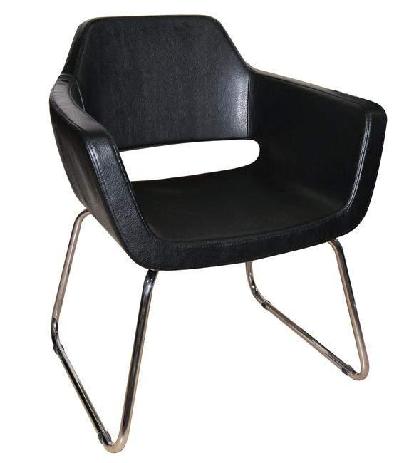 KOÇ guest chair ERIS SINGLE GUEST CHAIR Waiting Chairs