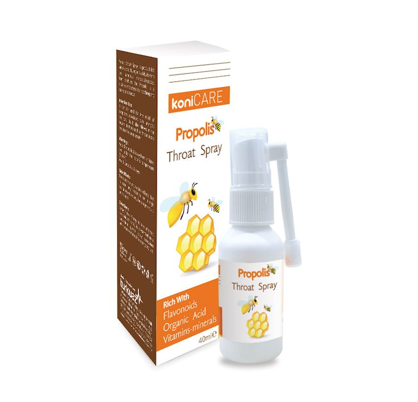 Konicare Propolis Throat Spray Medicines