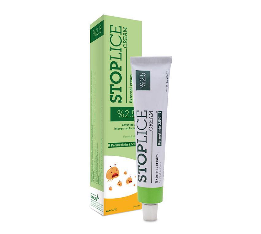 Konicare StopLice Scabies and Eczema Cream Medicines