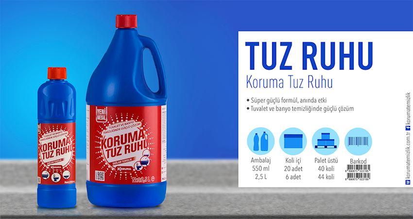 Koruma Kiki Descaling Other Cleaning Chemicals