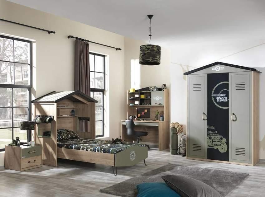 Kupa GenÇ Children Room Camp Chİldren, Childrens Furniture Sets