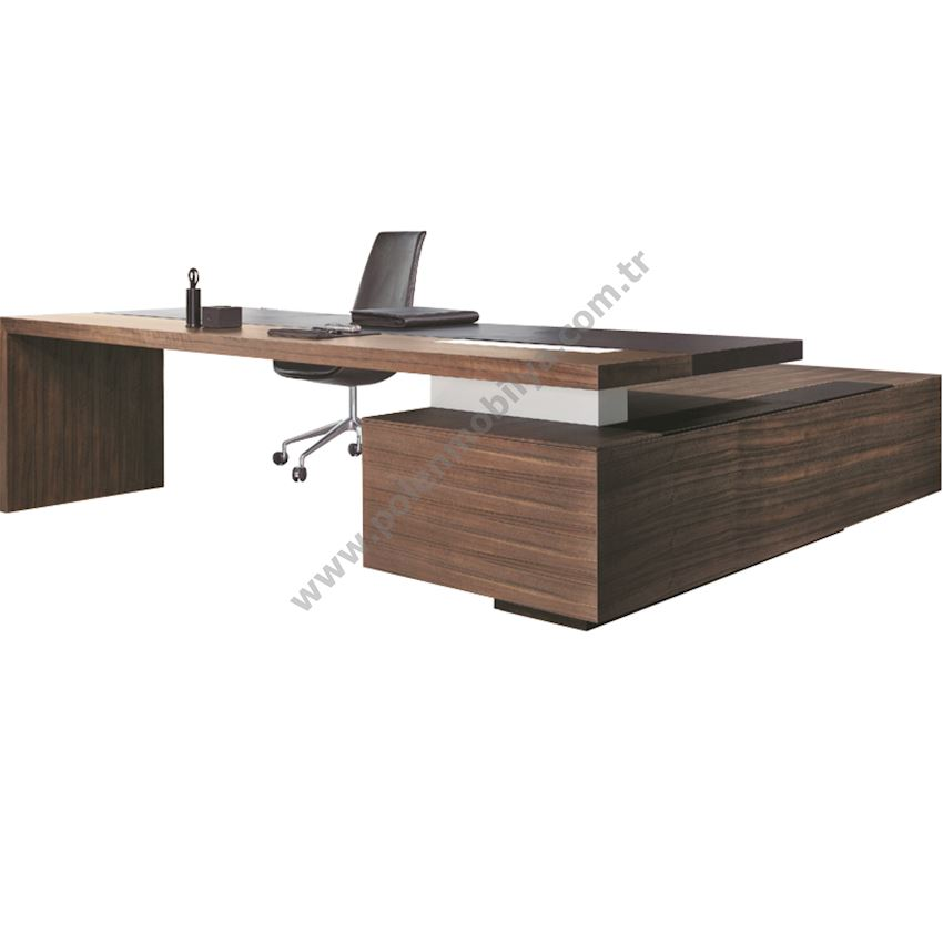 Lake Executive Table: 240x90x75h