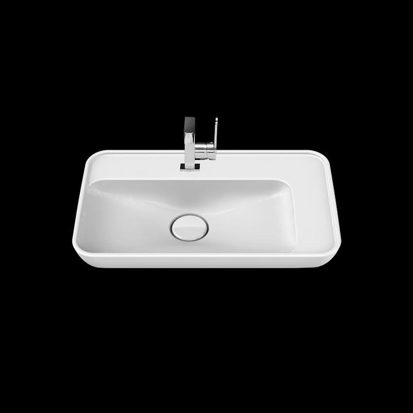 Lal Washbasin, 70 cm Bathroom Sinks