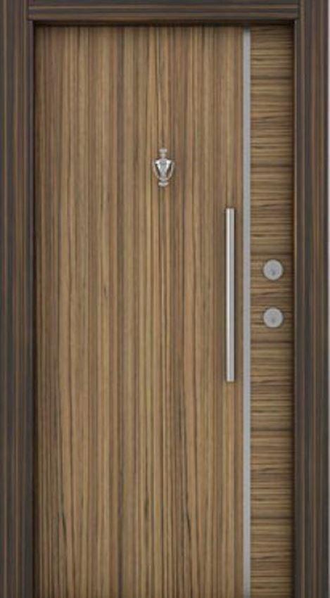 laminated steel doors Laminate Exterior Door Ebony Sambesi