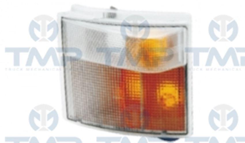 LAMP CLUSSER LH W/ E-MARK Truck Parts