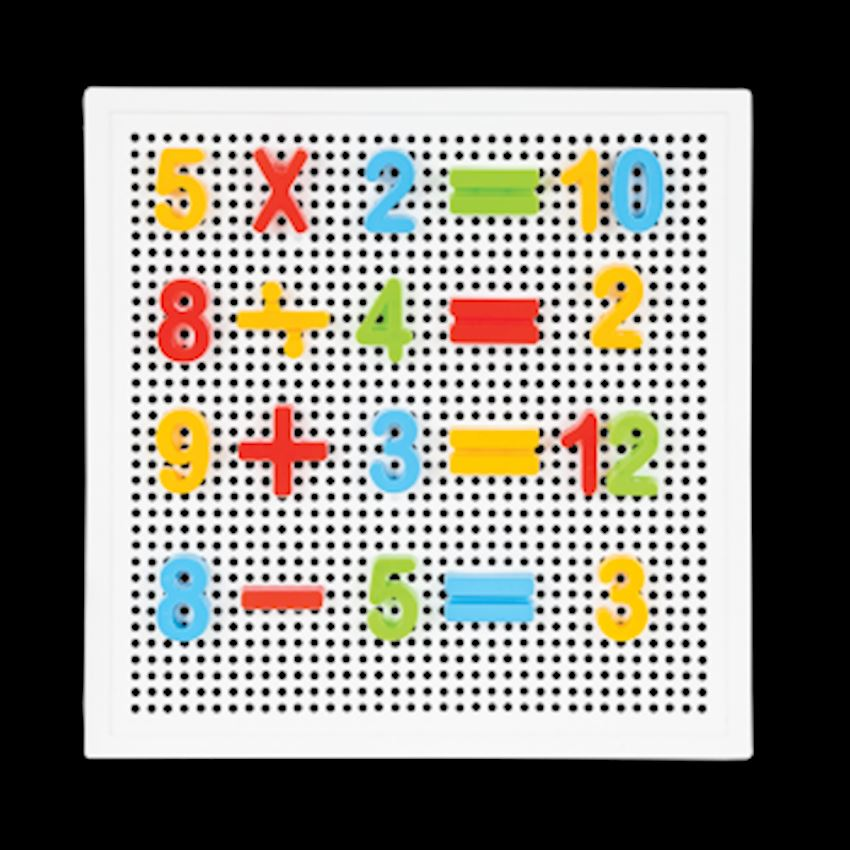 Letters And Numbers Set (222 Pieces) Other Educational Toys