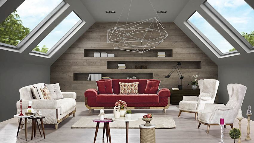 Living Room Sets Armada I