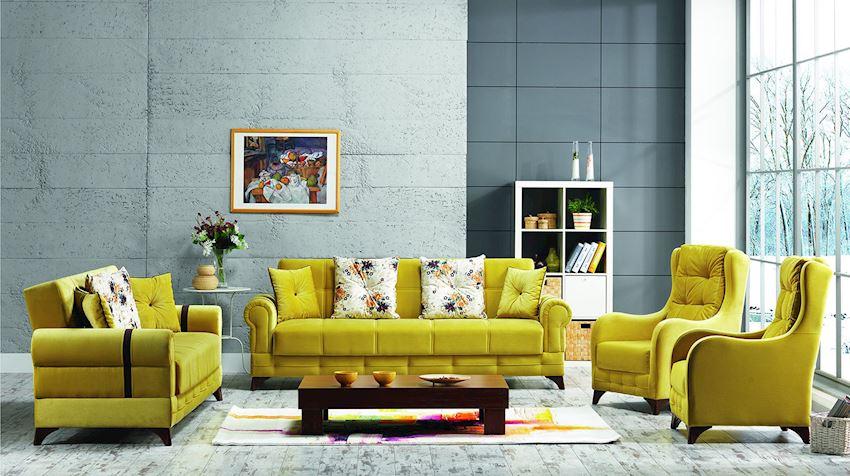 Living Room Sets Leaf II