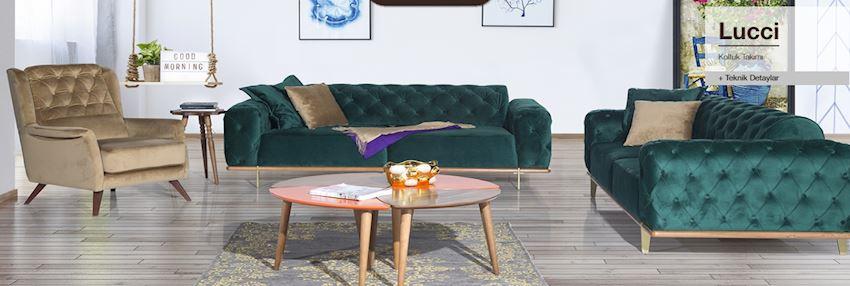 Living Room Sets Lucci