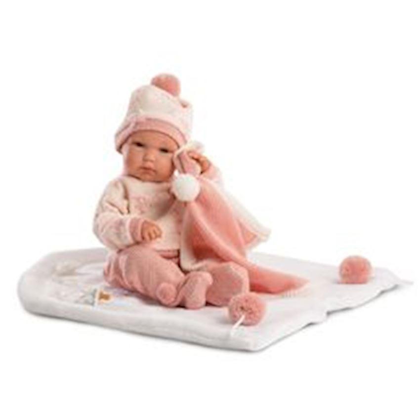 Llorens Bimba Pink Pajamas With Changer 35cm Other Baby Toys