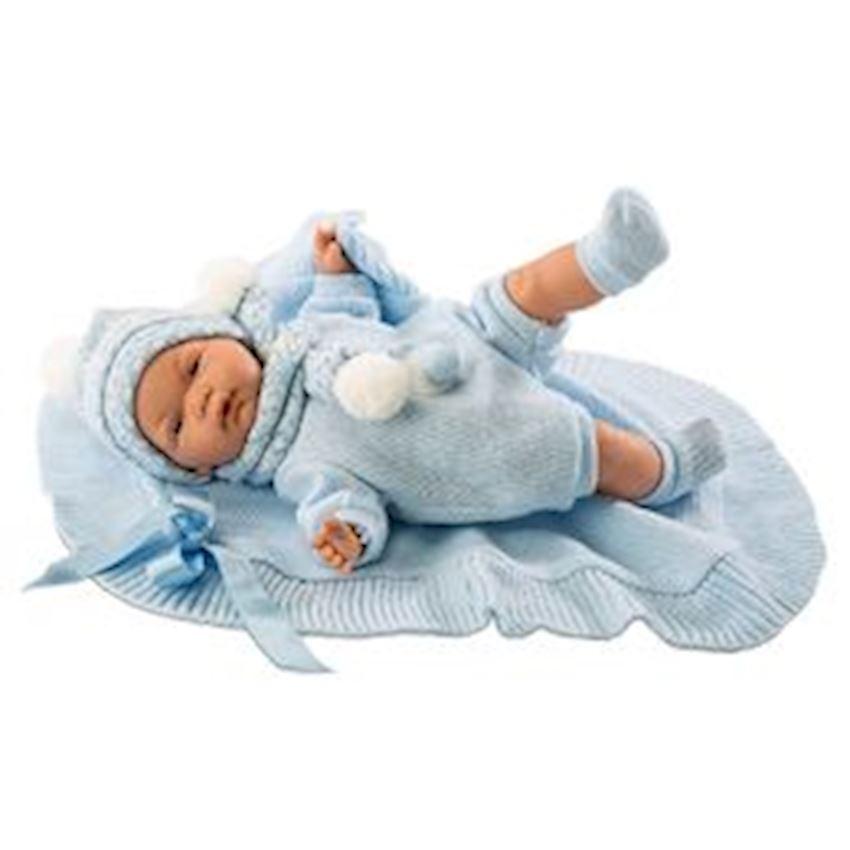 Llorens Joel Lloron Toquilla Celeste Voice 38cm Other Baby Toys