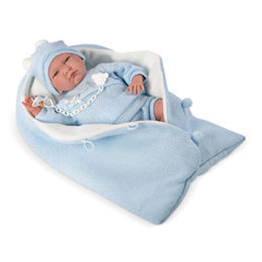 Llorens Lalo Saquito Azul Sesli 35 cm Other Baby Toys