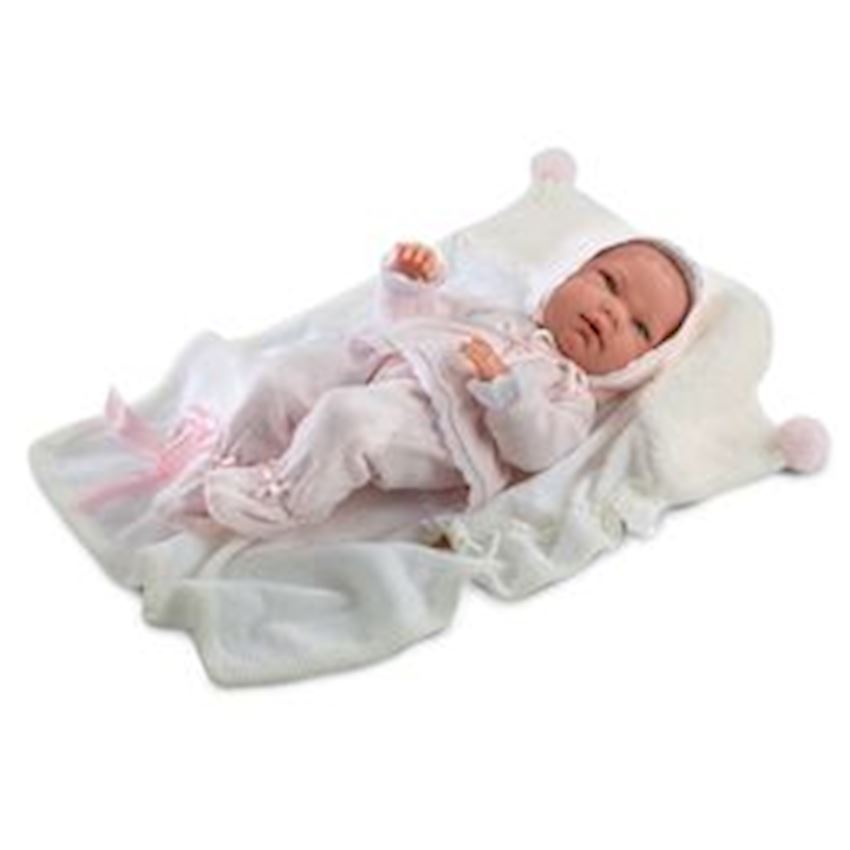 Llorens Nica Pink Dress 40cm Other Baby Toys