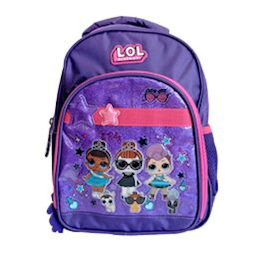 LOL Kindergarten Bag 48282 - School Bags