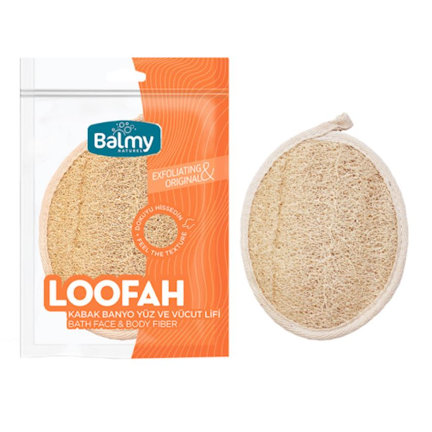 Loofah Bath Face And Body Fiber Bath Brushes, Sponges & Scrubbers